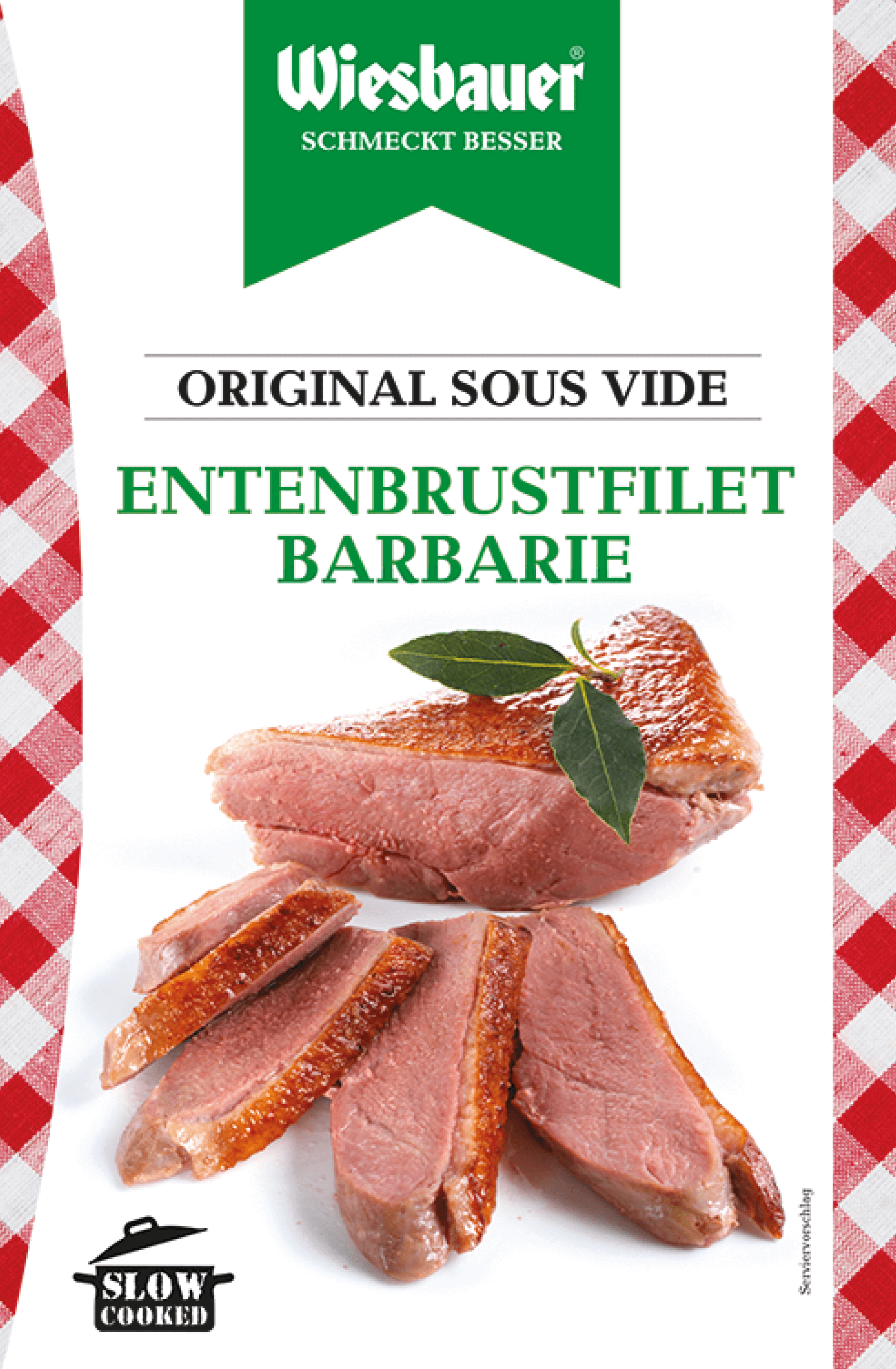 Entenbrustfilet Barbarie